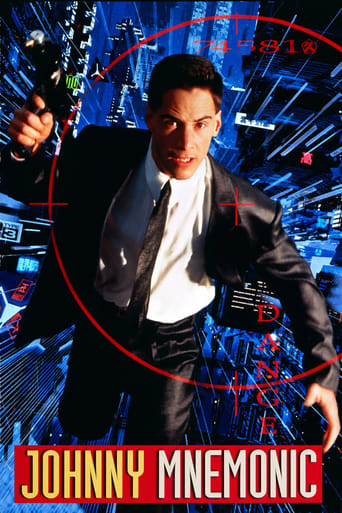Assistir Johnny Mnemonic, o Cyborg do Futuro online