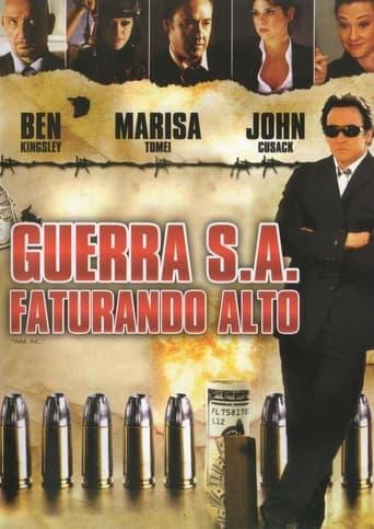 Assistir Guerra, S.A Faturando Alto online