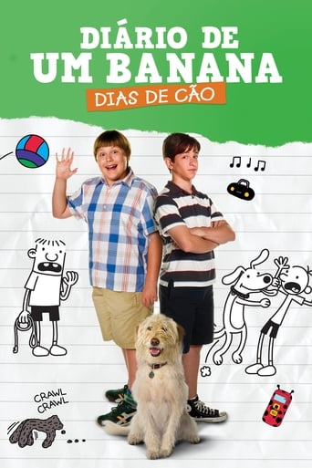 Assistir Diário de um Banana 3: Dias de Cão online