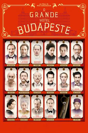 Assistir O Grande Hotel Budapeste online