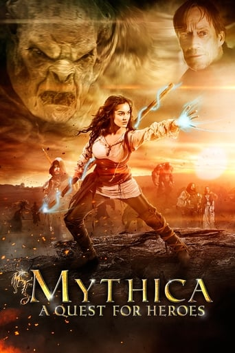 Assistir Mythica: A Quest for Heroes online