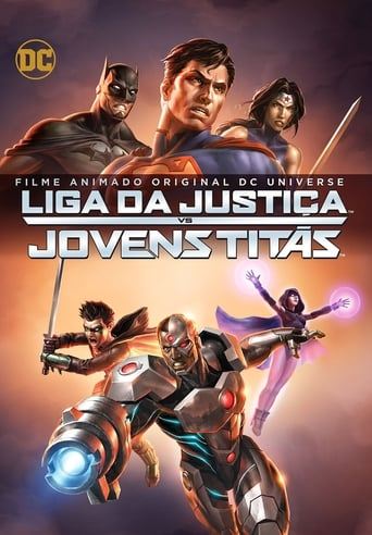 Assistir Liga da Justiça vs. Jovens Titãs online