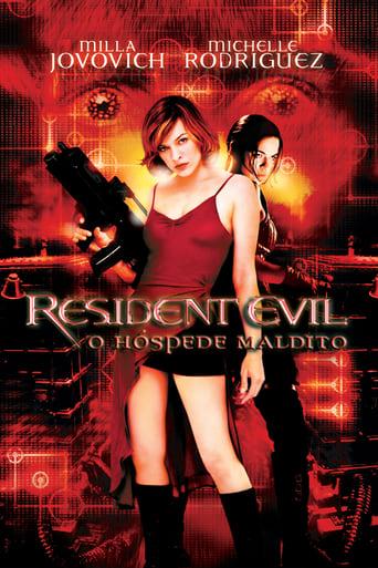 Assistir Resident Evil: O Hóspede Maldito online