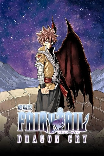 Assistir Fairy Tail: Dragon Cry online