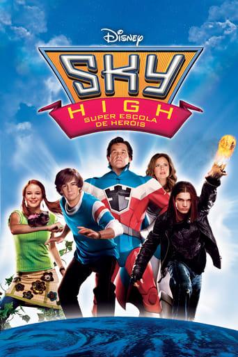 Assistir Sky High - Super Escola de Heróis online