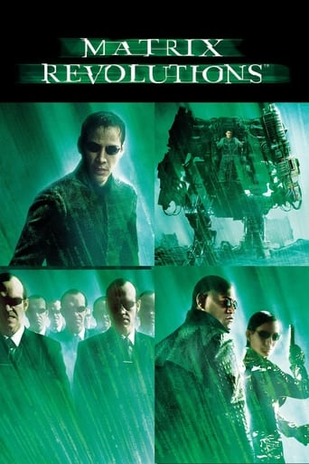Assistir Matrix Revolutions online