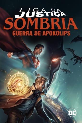 Assistir Liga da Justiça Sombria: Guerra de Apokolips online