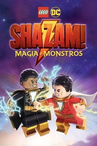Assistir LEGO DC: Shazam! Magic and Monsters online