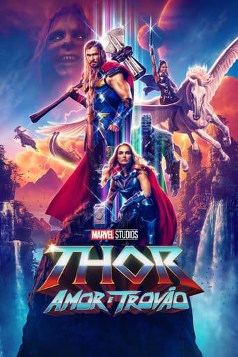 Assistir Thor: Amor e Trovão online
