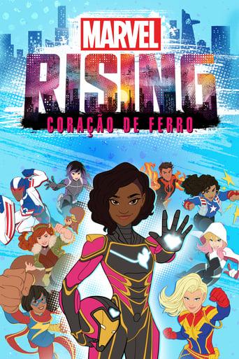 Assistir Marvel Rising: Coração de Ferro online