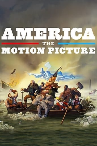 Assistir America: The Motion Picture online