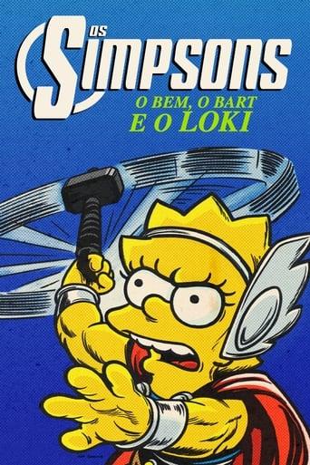 Assistir Os Simpsons: O Bem, o Bart e o Loki online