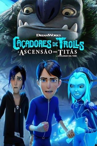 Assistir Caçadores de Trolls: A ascensão dos titãs online