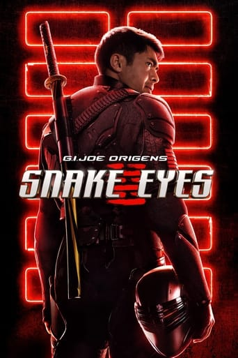 Assistir G.I. Joe Origens: Snake Eyes online