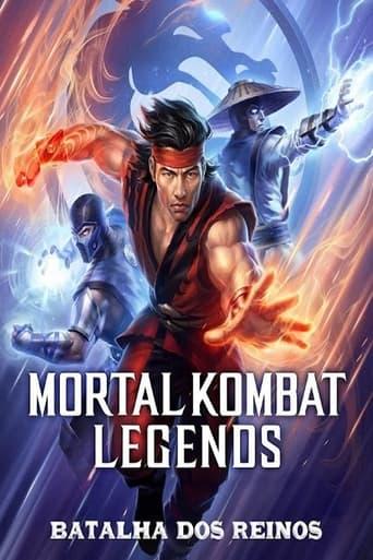 Assistir Mortal Kombat Legends: Battle of the Realms online