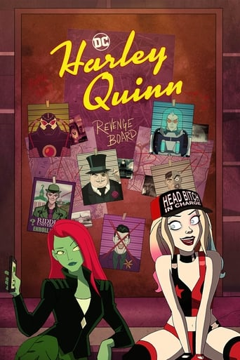 Assistir Harley Quinn online