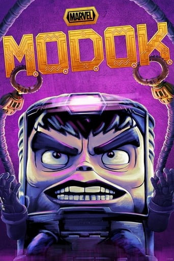 Assistir M.O.D.O.K. online