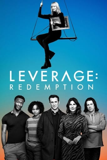 Assistir Leverage: Redemption online