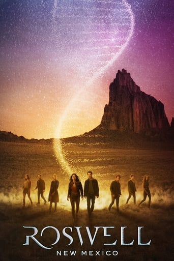 Assistir Roswell, New Mexico online